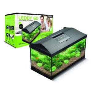 Abildung 1: Aquael Leddy Aquarium